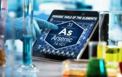 Arsenico acqua