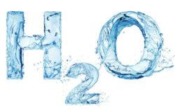H20 formula chimica acqua