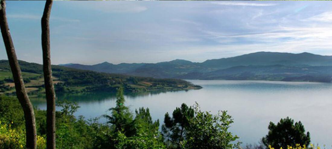Captazione laghi