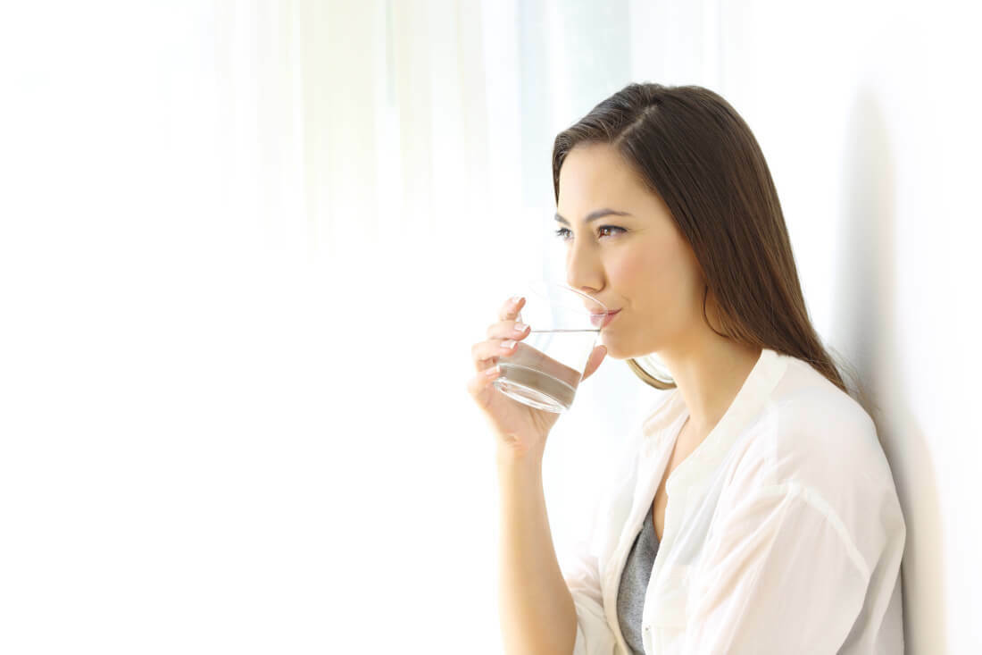 Come capire il sapore dell acqua
