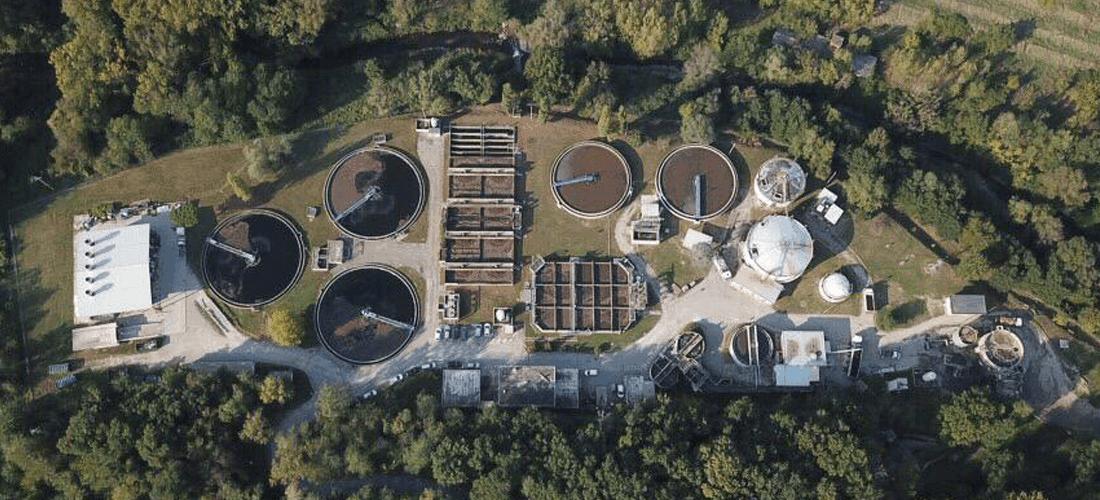 Impianto depurazione nuove acque
