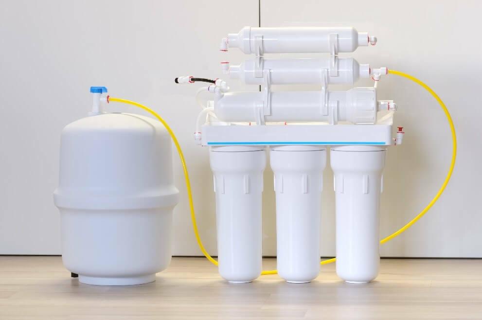 Quanto incide un depuratore acqua