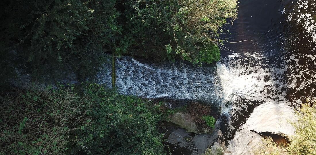 Restituzione acqua ciclo integrato