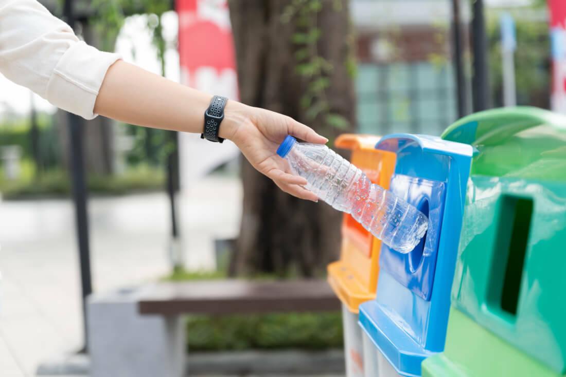 Vantaggi bottiglia plastica